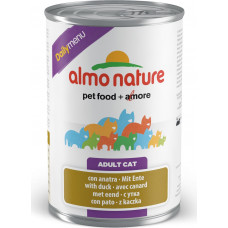 Almo Nature Adult Cat Daily Menu Duck 400 г
