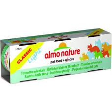 Almo Nature Adult Cat Classic Light Eastern Little Tuna 3 x 50 г