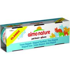Almo Nature Adult Cat Classic Light Skip Jack Tuna 3 x 50 г