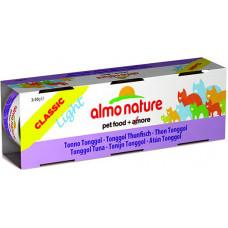 Almo Nature Adult Cat Classic Light Tongool Tuna 3 x 50 г