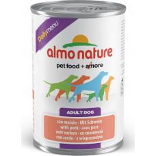 Almo Nature Dog Daily Menu - Pork