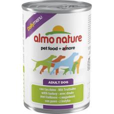 Almo Nature Dog Daily Menu - Turkey