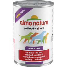 Almo Nature Dog Daily Menu - Beef