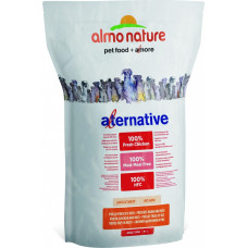 Almo Nature Alternative Adult Dog M-L Fresh Chicken and Rice