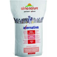 Almo Nature Alternative Adult Dog M-L Fresh Salmon and Rice