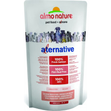 Almo Nature Alternative Adult Dog XS-S Fresh Salmon and Rice