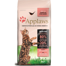 Applaws Cat Chicken with Extra Salmon