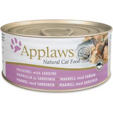 Applaws Cat Mackerel with Sardine