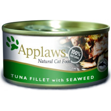 Applaws Cat Tuna Fillet with Seaweed