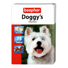 Beaphar Doggy's + Biotine