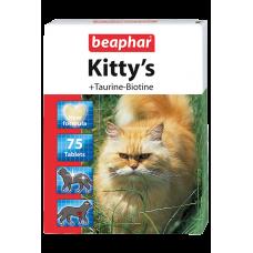 Beaphar Kitty's + Taurine-Biotine