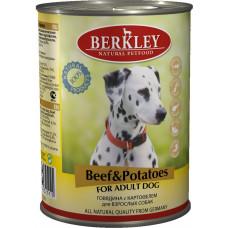 Berkley Dog Beef & Potatoes