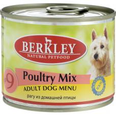 Berkley Dog Poultry Mix