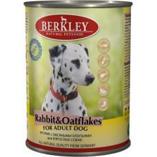 Berkley Dog Rabbit & Oatflakes