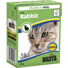 Bozita Feline Rabbit (в желе)