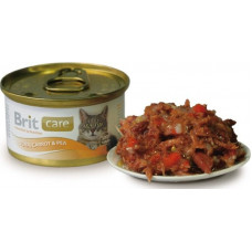 Brit Care Tuna, Carrot & Pea