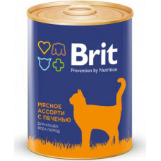 Brit Premium Beef and Liver Medley