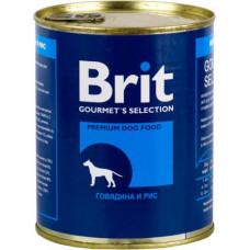 Brit Beef & Rice