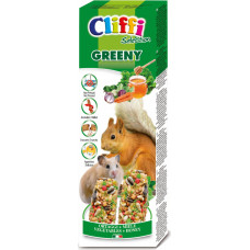 Cliffi Selection Greeny For Hamsters And Squirrels
