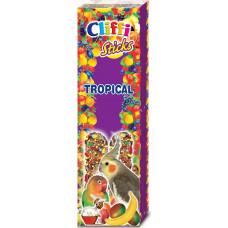 Cliffi Sticks Parakeets Tropical