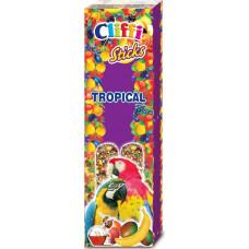 Cliffi Sticks Parrots Tropical