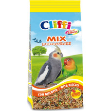 Cliffi New Superior Mix Parrocchetti With Biscuit