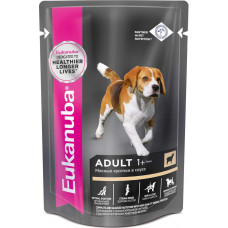 Eukanuba Dog Adult (ягненок в соусе)