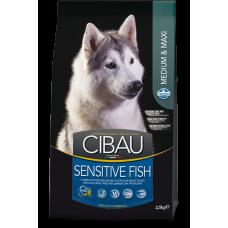 Farmina Cibau Sensitive Fish&Rice  Medium&Maxi