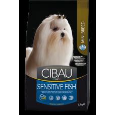 Farmina Cibau Sensitive Fish&Rice Mini