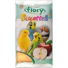 Fiory Biscottelli с яблоком 30 г