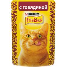 Purina Friskies с Говядиной