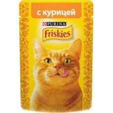 Purina Friskies с Курицей