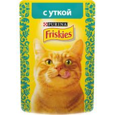 Purina Friskies с Уткой