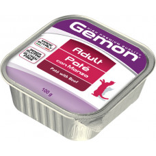 Gemon Cat Adult Pate with Beef
