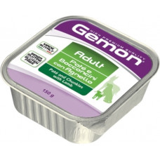Gemon Dog Adult Pate and Chunkies with Lamb
