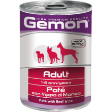 Gemon Dog Adult Pate with Beef Tripe