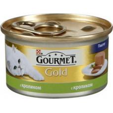 Purina Gourmet Gold (паштет с кроликом)