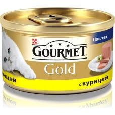 Purina Gourmet Gold (паштет с курицей)