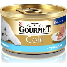 Purina Gourmet Gold (паштет с тунцом)