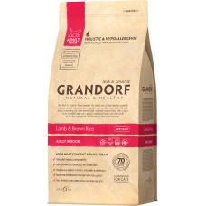 Grandorf Cat Adult Indoor Lamb & Brown Rice