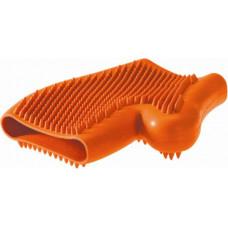 Hunter Smart Перчатка резиновая для вычесывания шерсти