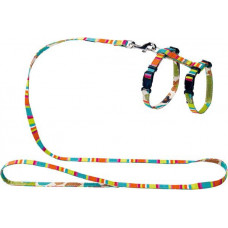 Hunter Smart Шлейка Stripes (22-33/22-46 см)