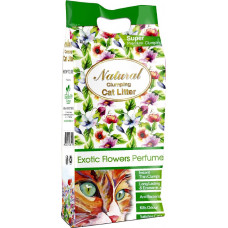 Indian Cat Litter Natural Exotic Flowers / Экзотические цветы