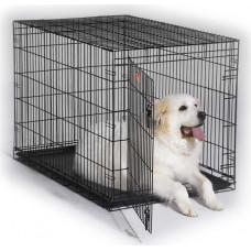 Midwest iCrate клетка 122х76х84h (черная)