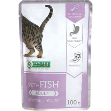 Nature's Protection Cat with Fish Intestinal Health