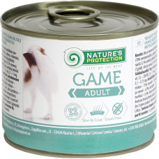 Nature's Protection Dog Adult Game