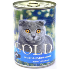 Nero Gold Adult Cat Mixed Fish