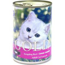 Nero Gold Adult Cat Tempting Beef