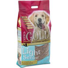 Nero Gold Light & Senior 18/8