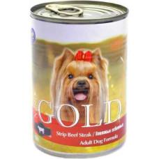 Nero Gold Dog Strip Beef Steak